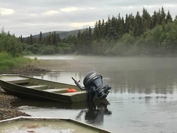 alaska boat